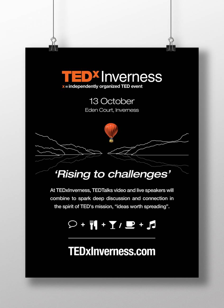 TEDx Inverness